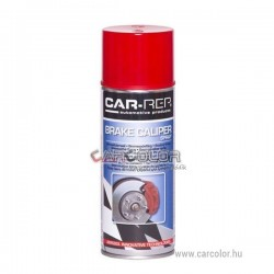 Car-Rep Féknyereg Spray - Piros - 260 °C (400ml)