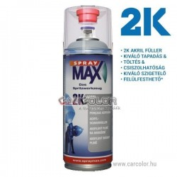 Spray Max 2K Epoxy Primer Spray - Szürke (400ml)